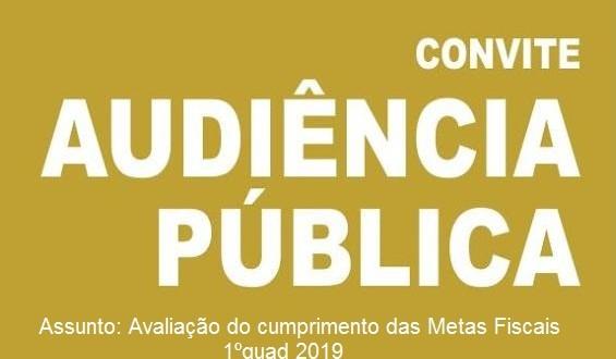 Audiencia Pública Convite