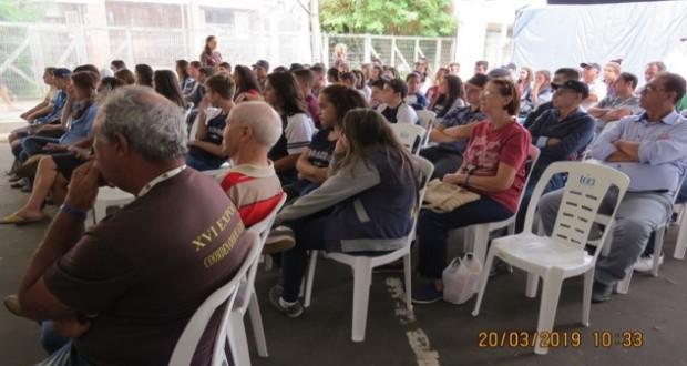 16ª EXPOCACE…É palco de discussão sobre Energia Alternativa(Solar) Palestrante: EVAIR EHLERT