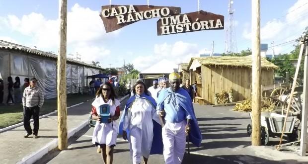 16ª EXPOCACE (2019) conta…..Cada Rancho uma História…