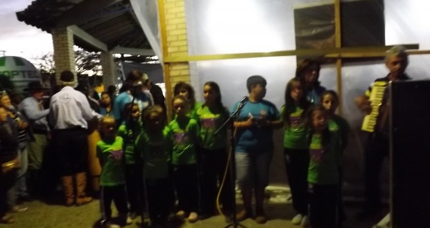 Cantorias de Ternos no Espaço Cultural da 16ª EXPOCACE