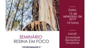 """Prefeitura Municipal de Tavares realizará Seminário Resina em Foco: """"OPORTUNIDADES"""""""