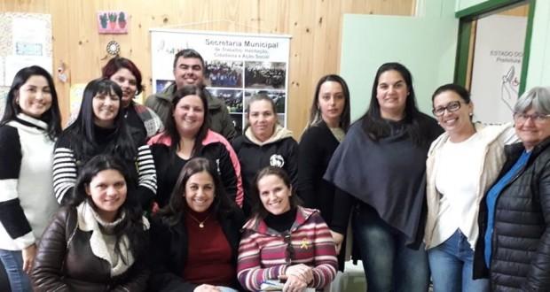 Rede de Proteção à criança e ao adolescente em Tavares: primeiras ações para criação da Rede sendo encaminhadas pela Secretaria de Ação Social (Tavares)