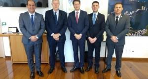 Atividades do Poder Executivo de Tavares, em Brasília, na Semana de 09 a 12 de setembro/2019