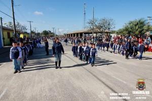 DESFILE CÍVICO - SEMANA DA PÁTRIA E SEMANA FARROUPILHA 20-09-2019 (TAVARES-RS) - VESTÍGIOS FOTOGRAFIA 500