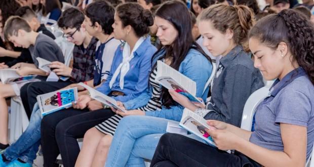 Prefeitura Municipal de Tavares realizou no dia 26 de setembro de 2019 mais uma ação voltada ao público jovem e adolescente.