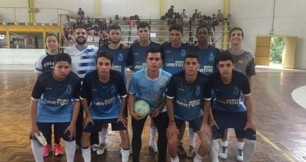 Tavares participando do JERGS (Jogos Escolares do Rio Grande do Sul 2019)