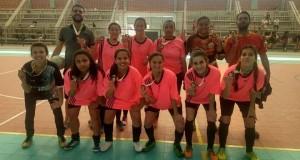 Participação Feminina de Tavares no Futsal (2019)