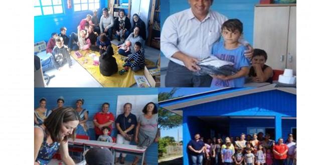 Investimentos na Escola Praia do Farol (2018-2019)