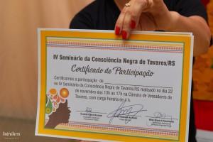2019_11_22 - Seminário da Consciência Negra de Tavares 158