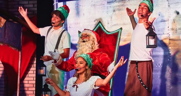 No dia 19/12/2019, a Prefeitura Municipal de Tavares realizou Programação Especial de Natal.
