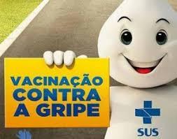CAMPANHA DE VACINAÇÃO CONTRA A GRIPE!!